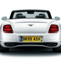 Noul Bentley Continental Supersports Convertible - Foto 4 din 6