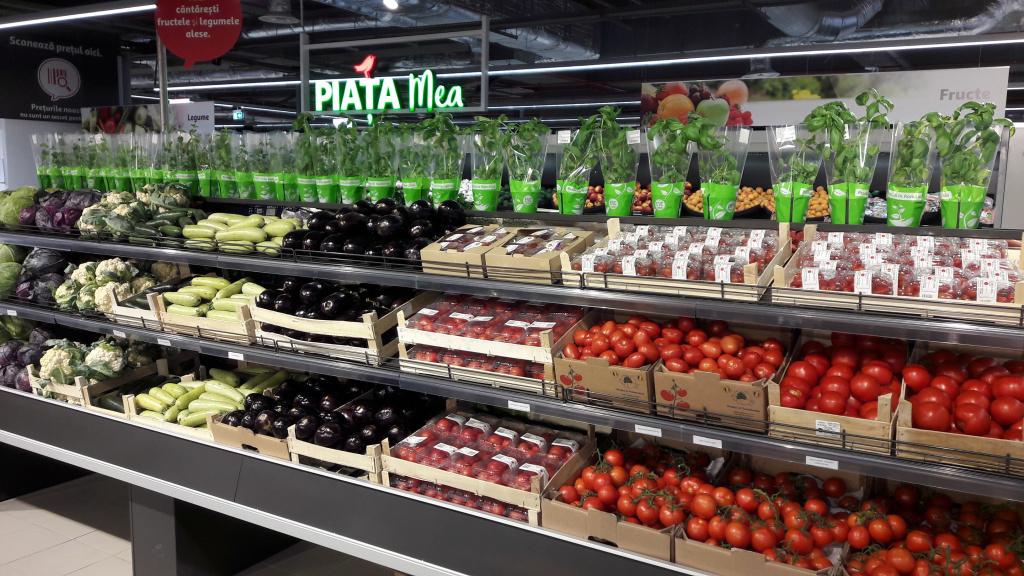FOTO Auchan Romania a deschis Auchan Liberty, cel mai mare supermarket din Romania - Foto 3 din 9