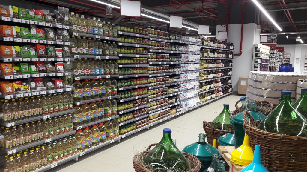 FOTO Auchan Romania a deschis Auchan Liberty, cel mai mare supermarket din Romania - Foto 4 din 9