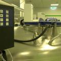 FOTO  Cum arata si cum sunt stocate probele in cea mai mare banca de celule stem din Europa - Foto 2