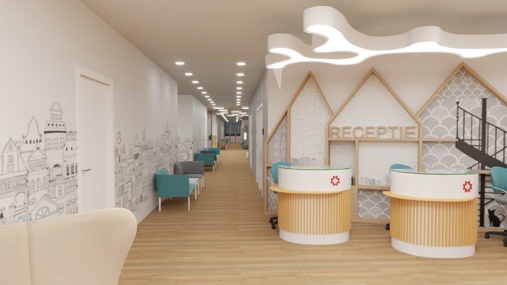 Reteaua de sanatate Regina Maria a inaugurat cea mai mare policlinica privata de pediatrie din Bucuresti - Foto 1 din 10
