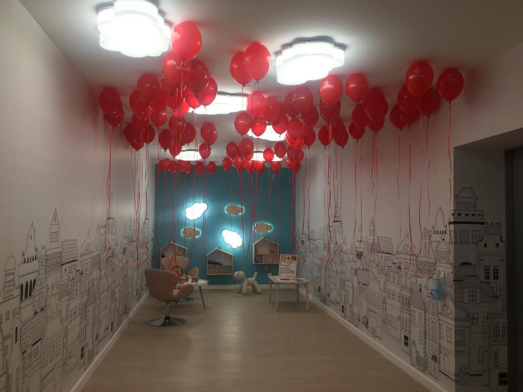 Reteaua de sanatate Regina Maria a inaugurat cea mai mare policlinica privata de pediatrie din Bucuresti - Foto 8 din 10