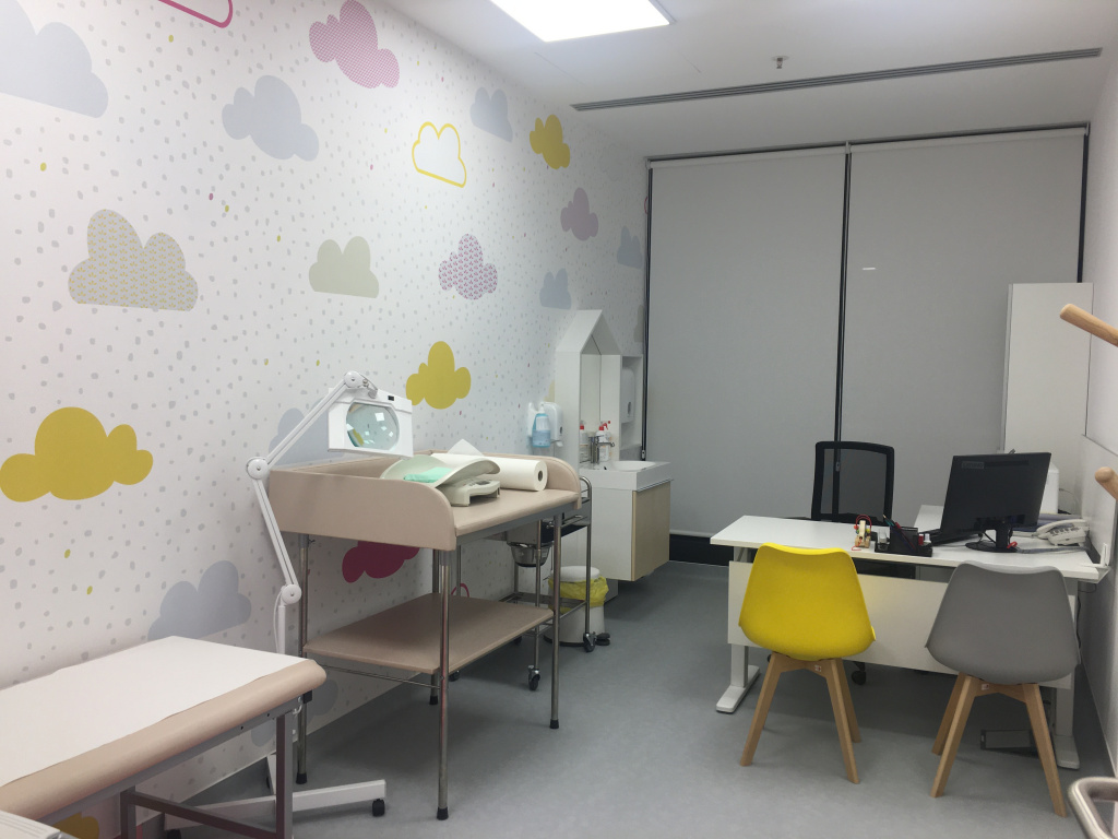 Reteaua de sanatate Regina Maria a inaugurat cea mai mare policlinica privata de pediatrie din Bucuresti - Foto 10 din 10
