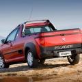 Peugeot Hoggar - Foto 2 din 3