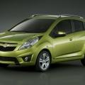 Noul Chevrolet Spark - Foto 1 din 10
