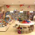 FOTO Cum arata noul concept Diverta din Baneasa Shopping City. Investitie de 200.000 de euro in rebranding - Foto 2