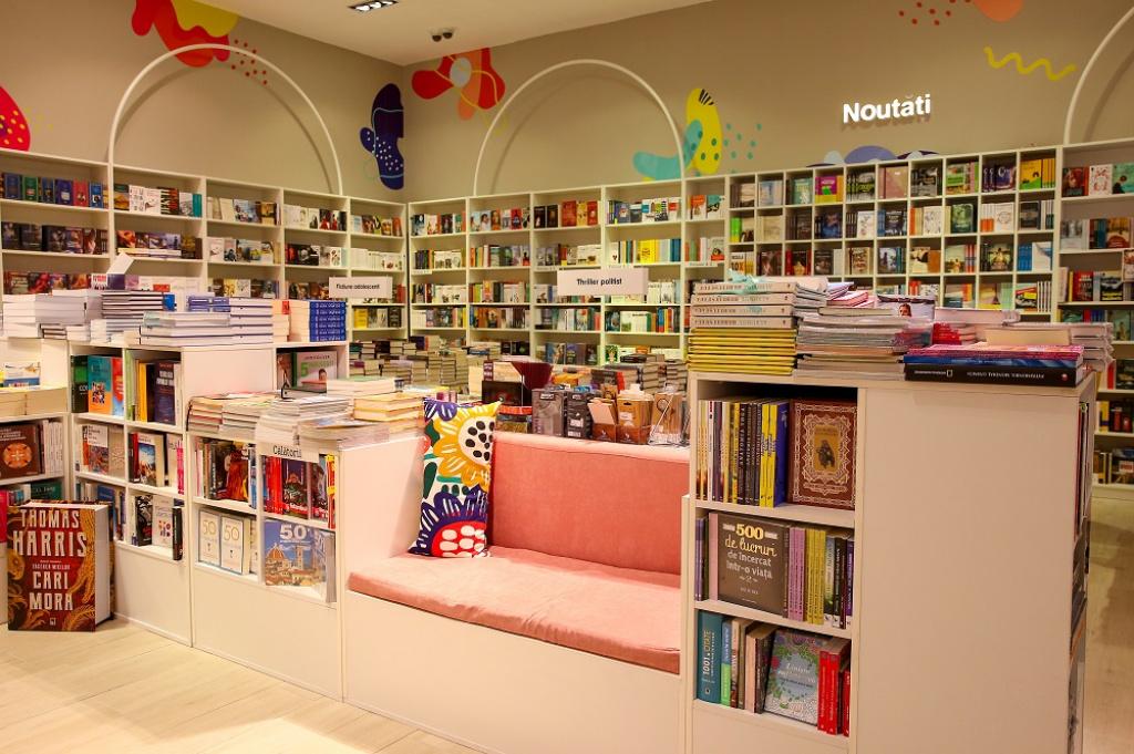 FOTO Cum arata noul concept Diverta din Baneasa Shopping City. Investitie de 200.000 de euro in rebranding - Foto 12 din 16