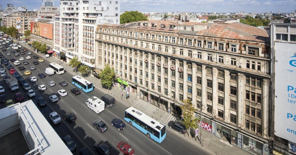Garajul CICLOP: Povestea nestiuta a unui simbol important al arhitecturii moderniste din Bucurestiul interbelic - Foto 1 din 7