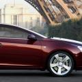 Chevrolet Cruze Coupe - Foto 2 din 3