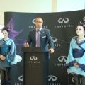 Infiniti a deschis la Bucuresti al 27-lea showroom din Europa - Foto 17 din 22