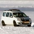 Teste Dacia, pentru viitorul monovolum - Foto 1 din 6