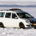 Teste Dacia, pentru viitorul monovolum - Foto 2 din 6