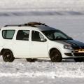 Teste Dacia, pentru viitorul monovolum - Foto 3 din 6