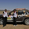 Duster la raliul Aicha des Gazelles - Foto 1 din 7