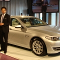 Prezentare noul BMW Seria 5 - Foto 27 din 29