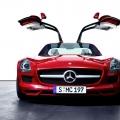 Mercedes-Benz SLS AMG coupe - Foto 4 din 15