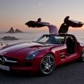 Mercedes-Benz SLS AMG coupe - Foto 1 din 15
