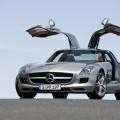 Mercedes-Benz SLS AMG coupe - Foto 8 din 15