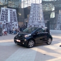 Toyota Urban cruiser si Toyota IQ - Foto 2 din 19