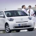 Toyota Urban cruiser si Toyota IQ - Foto 16 din 19