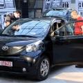 Toyota Urban cruiser si Toyota IQ - Foto 7 din 19