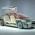 Conceptul Subaru Hybrid Tourer - Foto 3 din 4