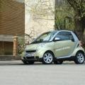 Smart ForTwo Cabrio Limited Edition - Foto 2 din 34
