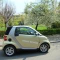 Smart ForTwo Cabrio Limited Edition - Foto 3 din 34