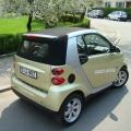 Smart ForTwo Cabrio Limited Edition - Foto 4 din 34