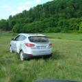 Hyundai ix35 in Transilvania - inlocuitorul lui Tucson - Foto 25 din 32