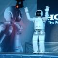 Robotul Asimo in Romania - Foto 3 din 13