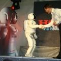 Robotul Asimo in Romania - Foto 12 din 13