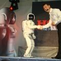 Robotul Asimo in Romania - Foto 13 din 13