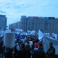 Proteste in Bucuresti - Foto 4 din 42