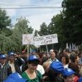 Proteste in Bucuresti - Foto 7 din 42