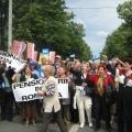 Proteste in Bucuresti - Foto 16 din 42