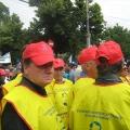 Proteste in Bucuresti - Foto 28 din 42