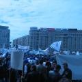 Miting, Piata Victoriei - Foto 2 din 49