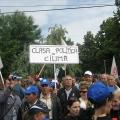 Miting, Piata Victoriei - Foto 7 din 49
