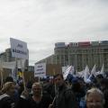 Miting, Piata Victoriei - Foto 9 din 49