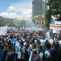 Miting, Piata Victoriei - Foto 41 din 49