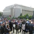 Miting, Piata Victoriei - Foto 42 din 49