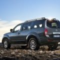 Noile Nissan Pathfinder si Navara - Foto 5 din 6