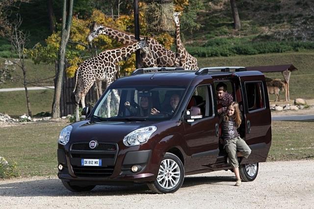 AutoItalia Group a adus noul Fiat Doblo Panorama - Foto 1 din 5