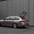 Noul BMW Seria 5 Touring - Foto 4 din 9