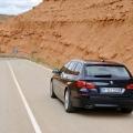 Noul BMW Seria 5 Touring - Foto 2 din 9