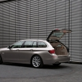Noul BMW Seria 5 Touring - Foto 5 din 9