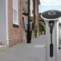 Cum arata incarcatorul gigantului GE pentru masinile electrice - Foto 1 din 8