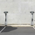 Cum arata incarcatorul gigantului GE pentru masinile electrice - Foto 2 din 8