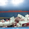 Vezi cum sunt distruse tigari in valoare de 1 mil. euro - Foto 18 din 22